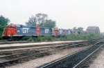 GTW 6415, 6414, 5815, 5807, and 5825